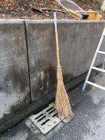 パークハイツ戸塚擁壁漏水4